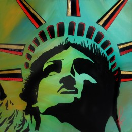 """Lady Liberty"" by Mimi Stuart © Live the Life you Desire"